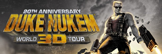 """Duke Nukem 3D: 20th Anniversary World Tour"""