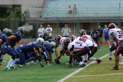 China tackles American football with its own pro league.