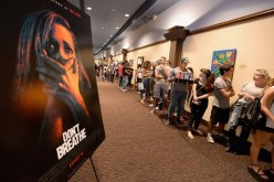 "General views of ""Don't Breathe"" Special Screening In Miami, the thriller has topped the box office again."