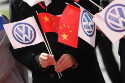 Volkswagen currently has partnerships with two domestic automakers in China.