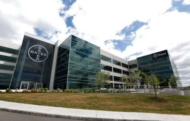 Bayer's North American headquarters in New Jersey.