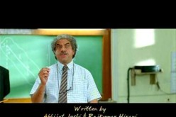 Boman Irani in '3 Idiots' playing the role of Dr. Viru Sahastrabuddhe