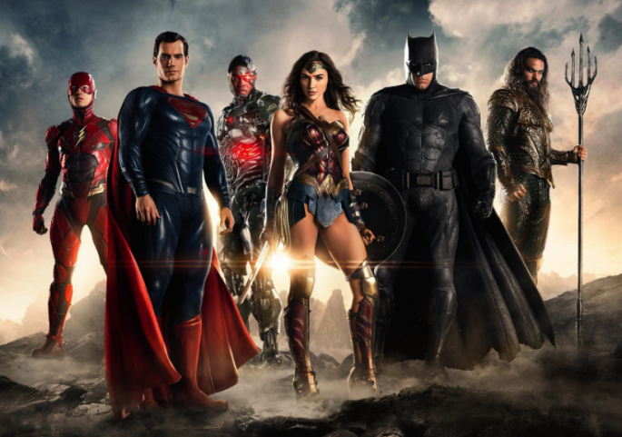 """Justice League"" is slated to hit theatres on Nov. 17, 2016."