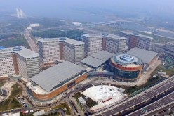 The First Affiliated Hospital of Zhengzhou University is expected to accommodate some 7,000 beds.