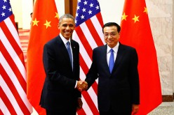 Premier Li met with Obama earlier this week.