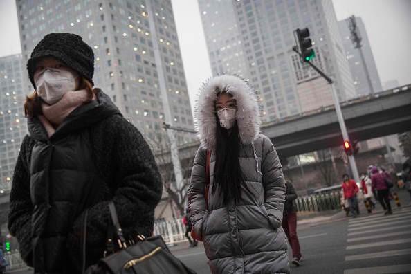 Air pollution is getting worse in China.