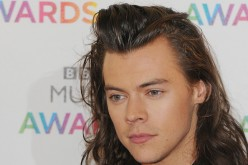 Harry Styles of One Direction attends the BBC Music Awards at Genting Arena on December 10, 2015 in Birmingham, England.