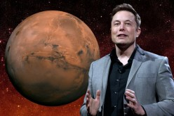 Musk and Mars.