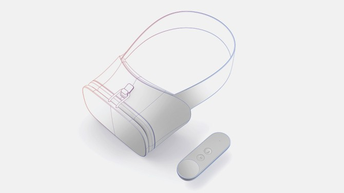 Google Daydream was first unveiled during the Google I/O 2016 at Shoreline Amphitheatre on May 19, 2016 in Mountain View, California.