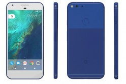 Really Blue Google Pixel, Pixel XL