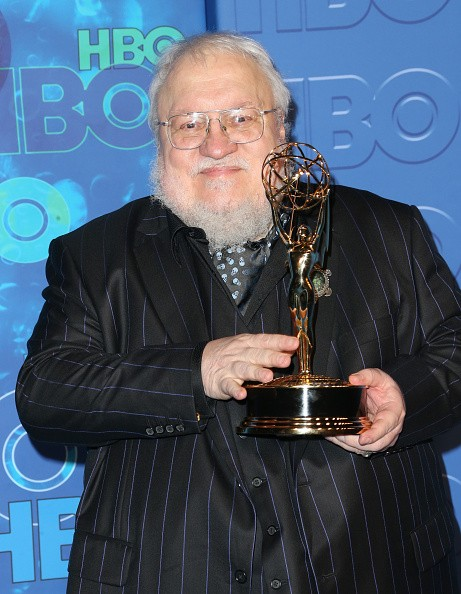 George RR Martin refuses to discuss 'The Winds of Winter' release date.