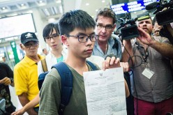 Hong Kong democracy activist Joshua Wong fears that Trump and Xi will focus on trade-related matters, putting China's human rights violations on the wayside.