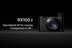 Sony reveals their latest compact camera for their RX100 lineup, Sony Cyber-shot RX100 V.
