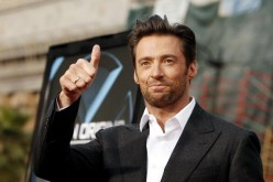 Actor Hugh Jackman arrives at the screening 20th Century Fox's 'X-Men Origins: Wolverine' at the Chinese Theater on April 28, 2009 in Los Angeles, California.