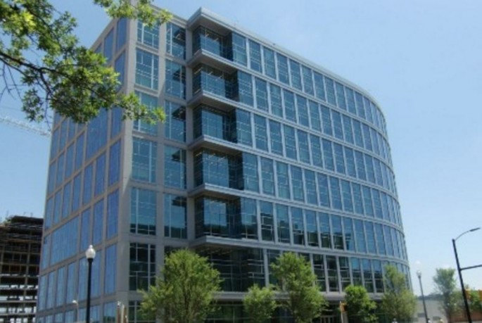 DARPA's headquarters in Arlington, Virginia.