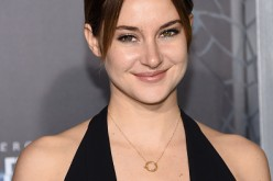 Actress Shailene Woodley attends 'The Divergent Series: Insurgent' New York premiere at Ziegfeld Theater on March 16, 2015 in New York City.
