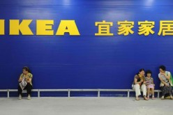 The Shanghai IKEA is managing the elderly who gather there to date.