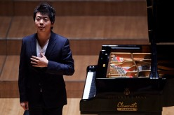 Lang Lang's passion for playing the piano has made him successful in the classical music arena.