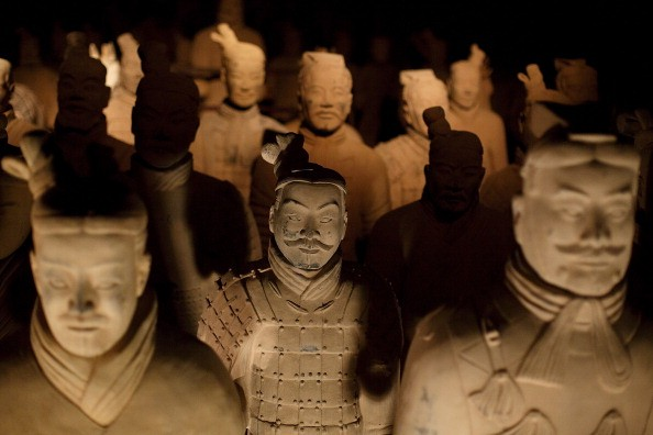 Considered as one of China's greatest treasures, the terracotta warriors would not have been discovered if not for two farmers who found terracotta pottery in a site outside Xi'an.