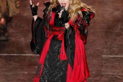 Madonna opens a Weibo account.