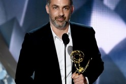 Director Miguel Sapochnik accepts Outstanding Directing for a Drama Series for 'Game of Thrones' episode 'Battle of the Bastards' onstage during the 68th Annual Primetime Emmy Awards at Microsoft Theater on September 18, 2016 in Los Angeles, California.