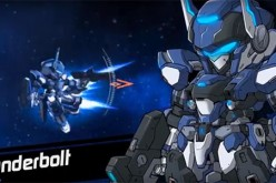 Chinese indie team Rocket Punch reveals their latest mecha, Thunderbolt, for their upcoming mecha video game,