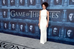 Actress Nathalie Emmanuel attends the premiere of HBO's 'Game Of Thrones' Season 6 at TCL Chinese Theatre on April 10, 2016 in Hollywood, California.