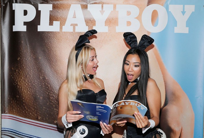 Playboy Magazine's 'The Freedom Issue' Release Party (July/August 2016 Issue)