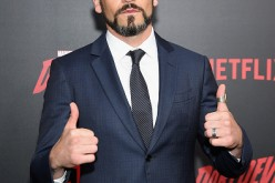 Actor Jon Bernthal attends the 'Daredevil' Season 2 Premiere at AMC Loews Lincoln Square 13 theater on March 10, 2016 in New York City.