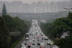 Traffic congestion is one of the major causes of air and noise pollution in China.