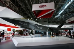 China's J-31 stealth fighter