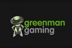 Green Man Gaming introduces their racer version of the Green Man mascot.
