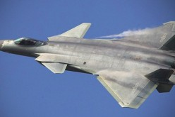 China's new Chengdu J-20 stealth fighter