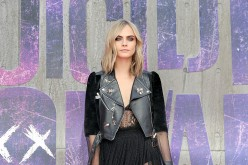 Cara Delevingne attends the European Premiere of 'Suicide Squad' at the Odeon Leicester Square on August 3, 2016 in London, England.