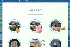 Pokemon Go Nearby Feature