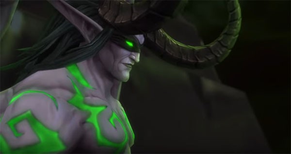 """World of Warcraft: Legion's"" Demon Hunter foretells the prophecy of their world's doom."