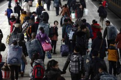 China is seeing an increase in outbound travelers as incomes rise and visa restrictions ease.
