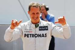 Michael Schumacher is reportedly showing encouraging signs of improvement according to close friend Ross Brawn.