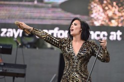 Recording artist Demi Lovato performs on stage during 102.7 KIIS FM's 2016 Wango Tango at StubHub Center on May 14, 2016 in Carson, California.
