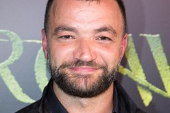Actor Nick Tarabay arrives on the green carpet for the celebration of the 100th Episode of CW's 'Arrow' at the Fairmont Pacific Rim Hotel on Oct 22, 2016 in Vancouver, BC, Canada.