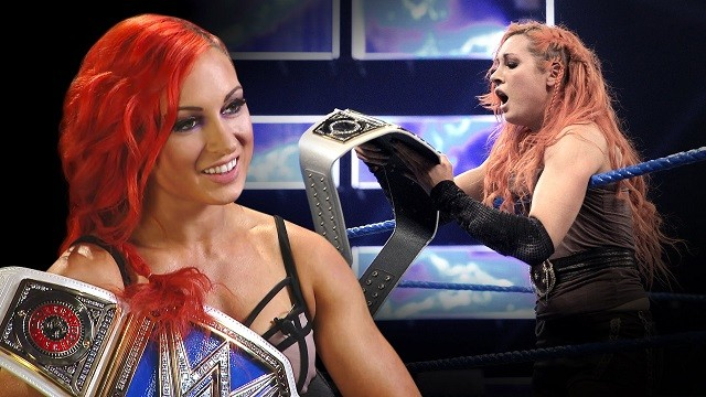 Becky Lynch talks about her journey to the SmackDown Women's Championship.