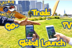 Pokemon Go Trade, Global Launch, PVP and GO+.