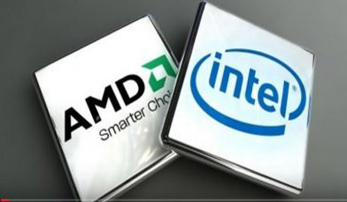 AMD and Intel logos are both displayed together for better selection.