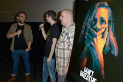 ilm Director Fede Alvarez attends the 'Don't Breathe' Special Screening In Miami at Cinepolis Coconut Grove on August 23, 2016.