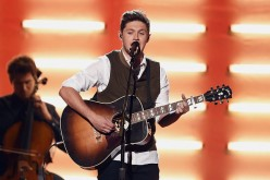 Singer Niall Horan performs onstage during the 2016 American Music Awards at Microsoft Theater on November 20, 2016 in Los Angeles, California.