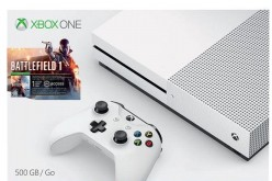 Xbox One S 'Battlefield 1' Bundle