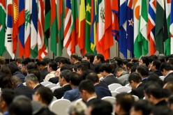 Participants from different organizations across the world attended the 3rd World Internet Conference in Wuzhen last week.