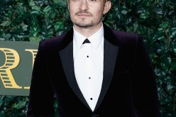 Orlando Bloom attends The London Evening Standard Theatre Awards at The Old Vic Theatre on November 13, 2016 in London, England.