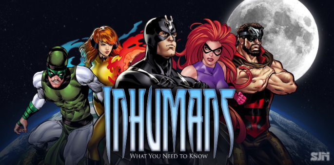 """Marvel's """"The Inhumans"""" TV series will premiere in IMAX theaters on Sept. 4, 2017."""