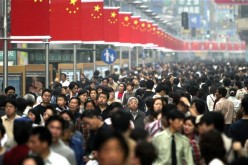 According to data, the total Chinese population reached 1.37 billion by the end of 2014. Projections estimate that it will decline to 1.3 billion in 2050.